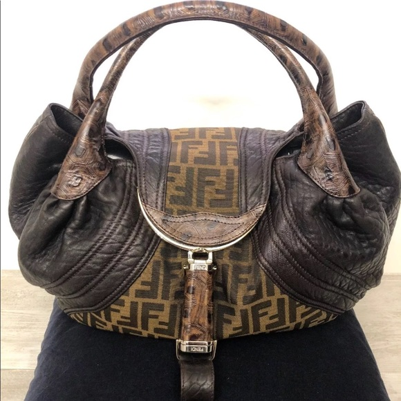 83e16e83f0ff Fendi Handbags - ‼️Flash Sale‼ Fendi spy bag